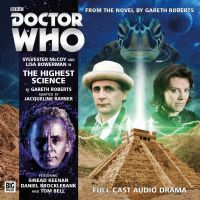 Doctor Who The Novel Adaptations 2: The Highest Science - Audio CD